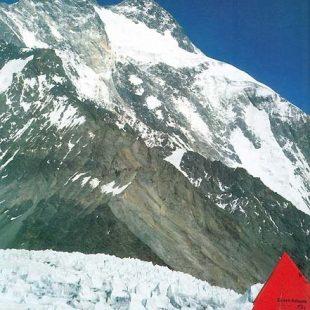Vertiente oeste del Broad Peak (Pakistán