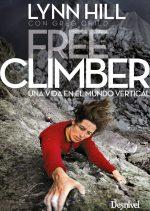 Portada del libro FreeClimber, por Lynn Hill