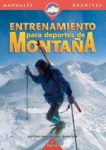 Entrenamiento para deportes de montaña.  por VV. AA.. Ediciones Desnivel