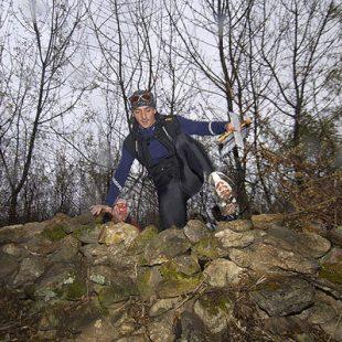 Un momento de la carrera de orientación.Foto: desnivelpress.com...  (desnivel)