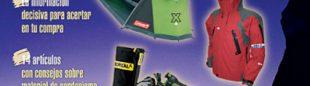 Portada del Especial Material 2007/2008. Amanecer en los Alpes franceses. Foto: Pascal Tournaire...  (desnivel)