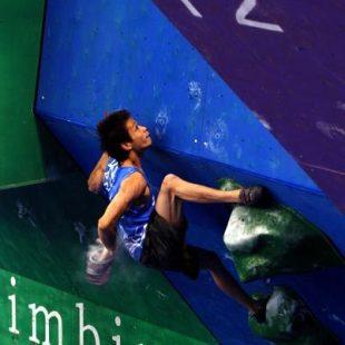 El japonés Kazuma Watanabe va completando un Campeonato muy intenso.Foto: J.Jiménez/Desnive...  (desnivel)