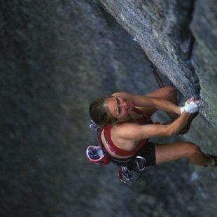 Meltdown, el 8c+ trad de Beth Rodden en Yosemite
