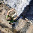 Steve McClure escalando Humildes pa' casa (8c
