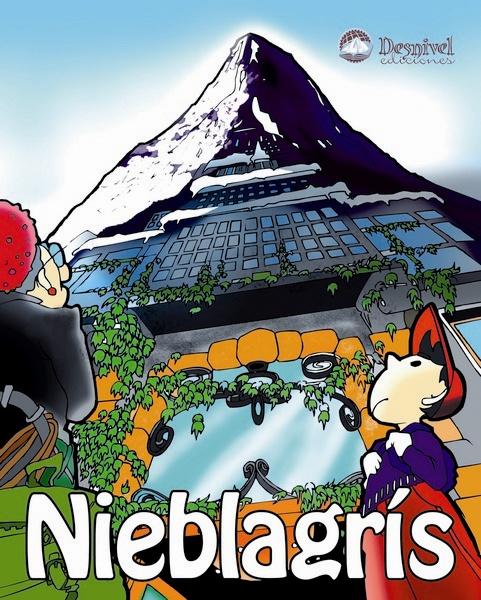 Nieblagrís. por Pedro Mañas Romero. Ediciones Desnivel