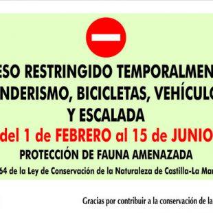 Cartel de restricción  ()