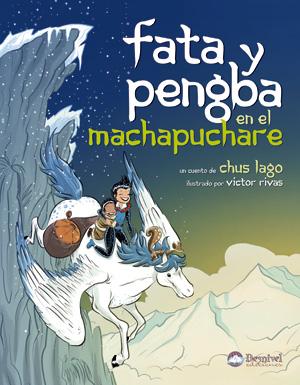 Fata y Pengba en el Machapuchare ()