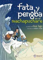 Fata y Pengba en el Machapuchare.  por Chus Lago. Ediciones Desnivel