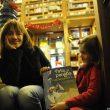 Chus Lago en la Librería Desnivel  (Darío Rodríguez)