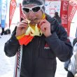Marc Pinsach con su medalla de campeón de España 2011  (Col. Marc Pinsach)
