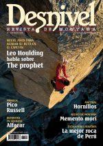 Portada de la revista Desnivel nº299 (mayo 2011)  ()