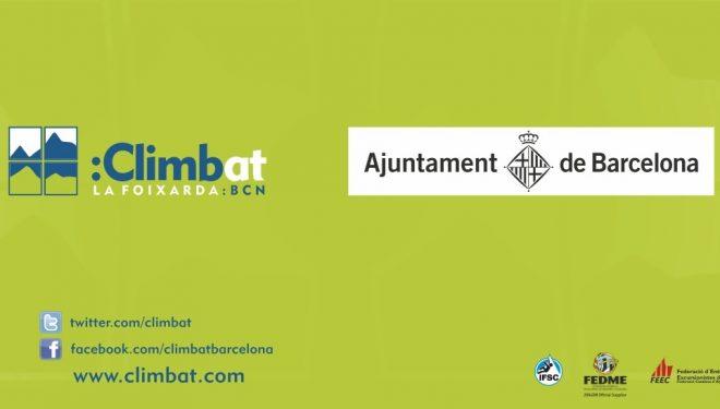 Paredes del nuevo Rocódromo Climbat de Girona  ()