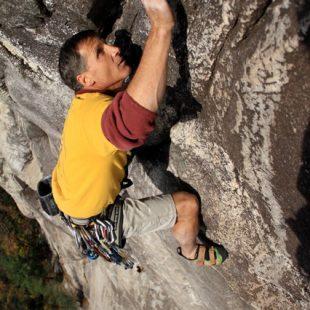 El escalador y escritor Arno Ilgner  ()