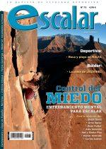 Portada de la revista Escalar nº75 (julio y agosto 2011) en ALTA  ()