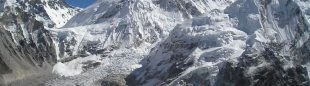 Vertiente sur del Everest.  (José Racaj)