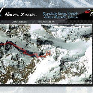 Race Tracker de Alberto Zerain  (Prensa A. Zerain.)