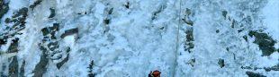 Escalando la Bonatti de la norte del Cervino