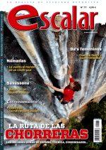 Portada de la revista Escalar nº77 (noviembre-diciembre 2011) en ALTA  ()