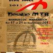 Poster Atlas Bereber Bike Race 2012  ()