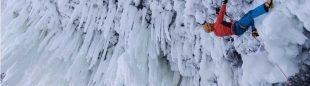 Tim Emmett en Spray On... Top (Helmcken Falls)  (T. Emmett / K. Premrl)