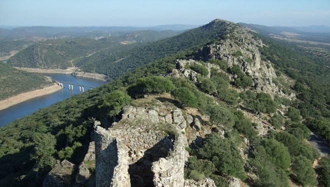 Monfrague desde el castillo