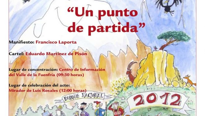 Cartel de la convocatoria del Aurrulaque 2012  ()