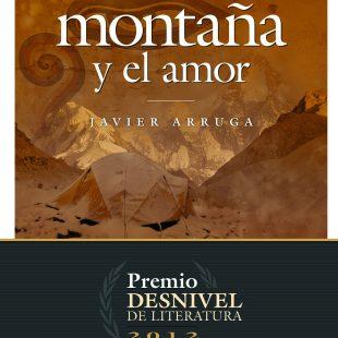"""Portada del libro """"De la montaña y el amor"""""""
