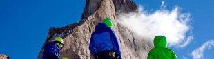 Los escaladores de la expedición de Leo Houlding