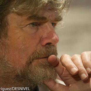 Reinnold Messner en el IMS 2012.  ()