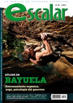 Portada de la revista Escalar nº 85. Marzo-Abril 2013. ALTA  ()