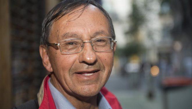Andrés Hurtado en la Librería Desnivel. Junio 2013.  ()