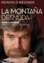 Portada de la montaña desnuda de Reinhold Messner
