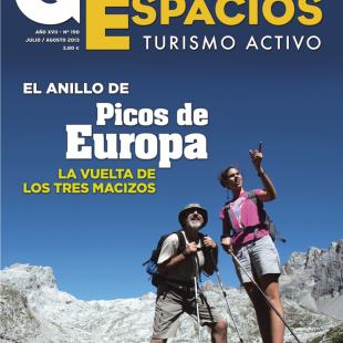 Portada del monográfico de Grandes Espacios dedicado al Anillo de Picos.  (Darío Rodríguez)