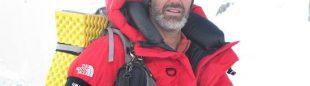 Patxi Goñi abandona su intento a cima en el Gasherbrum 1