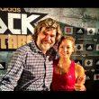 Reinhold Messner y Sasha Digiulian  (Sasha Digiulian)