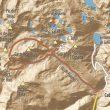 Mapa del recorrido Raspes Roies  ()