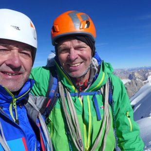 Mick Fowlewr y Paul Ramsden