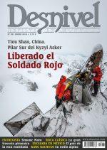 Portada de la revista Desnivel nº 331. Enero 2014. [WEB]  ()