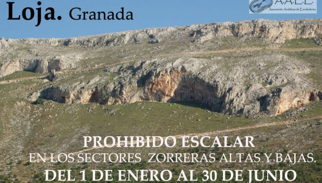 Regulación de la escalada en Loja  (AAEE)