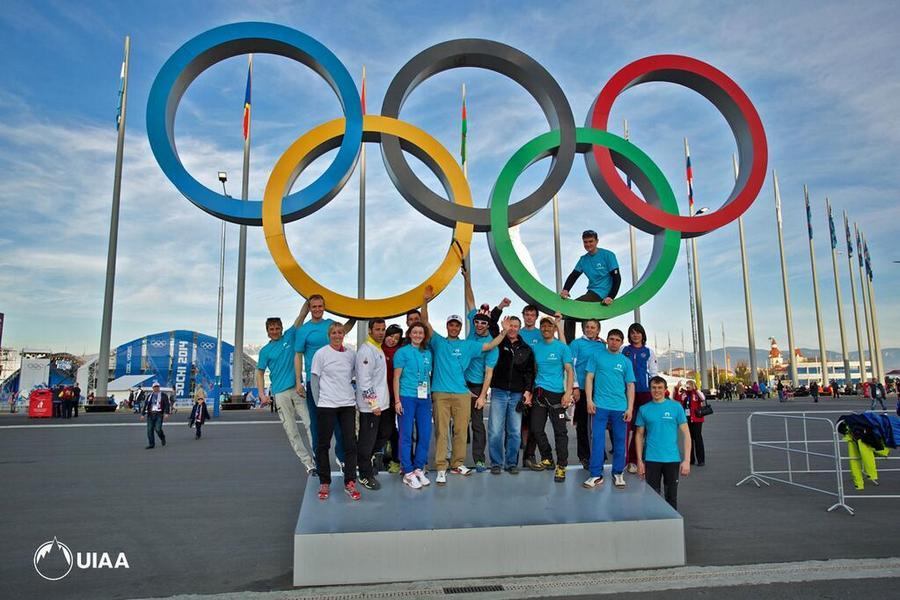 La Escalada En Hielo Esta Presente En Los Juegos Olimpicos De
