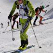 Esquiadores en las pendientes de COVARROBRES. Copa Andrés de Regil Trofeo BBK 2014  ((c) Santiago Yániz)