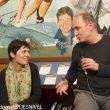 Eva Nasarre y Víctor Riverola en la presentación del libro La montaña puede curar