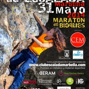 II Encuentro de escalada de Marbella 2014  ()