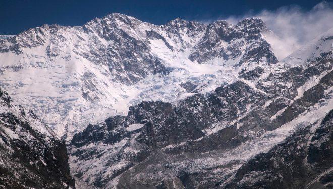Kangchenjunga 8.586m  ()