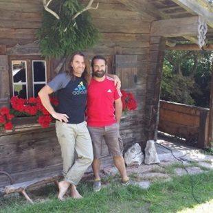 Thomas y Alex Huber