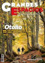 Portada de la revista Grandes Espacios nº 203 Especial Otoño 2014. [WEB]  ()