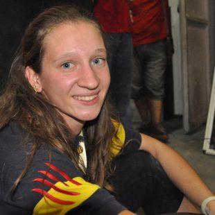 Paula Alsina  (Isaac Fernández / Desnivel.com)