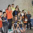 Todos los pódiums del Campeonato de España de Escalada Juvenil 2014  (Isaac Fernández / Desnivel)