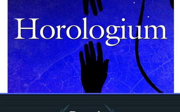 Portada del libro Horologium. Una vía de escalada