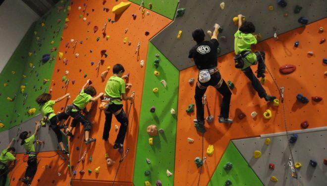 Ramon Julián y el :Climbat Team